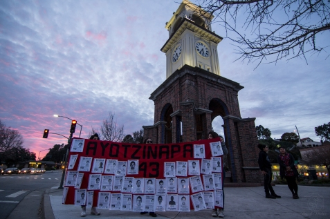 UCSC Collective -CA Students for Ayotzinapa