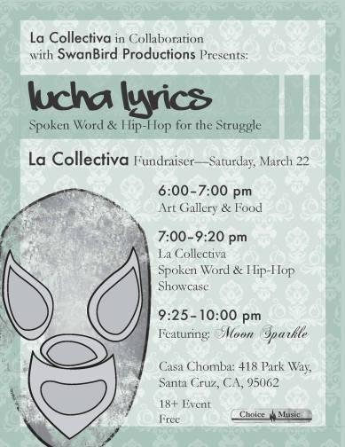 Lucha Lyrics 2014